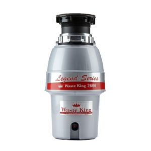 waste king l 2600 garbage disposal ideal for septic tanks