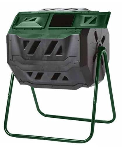 Dual Chamber Composter