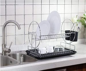 The Best Dish Drying Rack To Buy In 2019