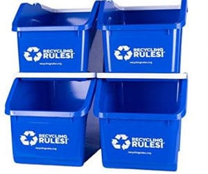 10 Best Home Stackable Recycle Bins 2019